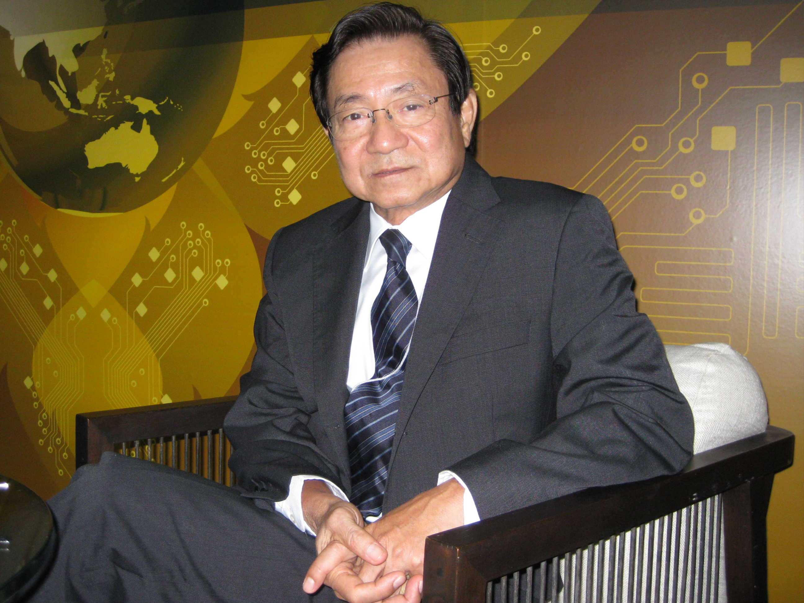Manoo Ordeedolchest- Chairman of the Board, Software Park Thailand and Former President of Software Industry Promotion Agency (Sipa)